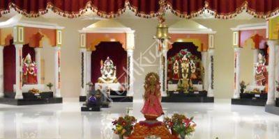 Vedic Cultural Society Hindu Temple
