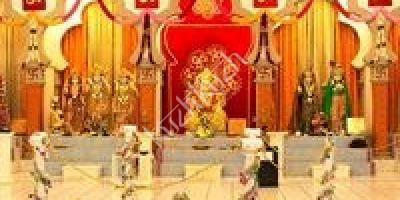 Southwest Hindu Temple