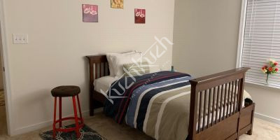 One Single Room With Twin Bed, Personal Attached Bath, Personal Closet
